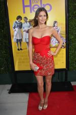 Olga Fonda attends the LA Premiere of THE HELP in Samuel Goldwyn Theater, Beverly Hills on 9th August 2011 (14).jpg