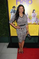 Tamala Jones attends the LA Premiere of THE HELP in Samuel Goldwyn Theater, Beverly Hills on 9th August 2011 (6).jpg