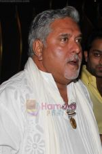 Vijay Mallya at Rishi Acharya�s Birthday Brunch in Tryst, Phoenix Mills, Mumbai on 9th Aug 2011 (15).JPG