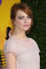 Emma Stone attends the LA Premiere of THE HELP in Samuel Goldwyn Theater, Beverly Hills on 9th August 2011 (11).jpg