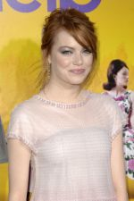 Emma Stone attends the LA Premiere of THE HELP in Samuel Goldwyn Theater, Beverly Hills on 9th August 2011 (1).jpg