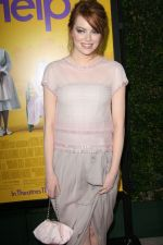 Emma Stone attends the LA Premiere of THE HELP in Samuel Goldwyn Theater, Beverly Hills on 9th August 2011 (13).jpg