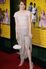 Emma Stone attends the LA Premiere of THE HELP in Samuel Goldwyn Theater, Beverly Hills on 9th August 2011 (15).jpg