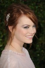 Emma Stone attends the LA Premiere of THE HELP in Samuel Goldwyn Theater, Beverly Hills on 9th August 2011 (20).jpg