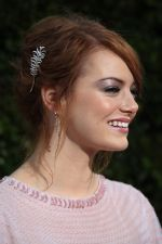 Emma Stone attends the LA Premiere of THE HELP in Samuel Goldwyn Theater, Beverly Hills on 9th August 2011 (6).jpg
