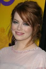 Emma Stone attends the LA Premiere of THE HELP in Samuel Goldwyn Theater, Beverly Hills on 9th August 2011 (7).jpg