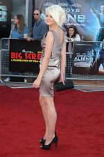Danielle Harold attends the Cowboys and Aliens UK Premiere in Cineworld in the O2 Arena on 11th August 2011 (7).jpg