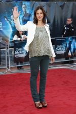 Julia Bradbury attends the Cowboys and Aliens UK Premiere in Cineworld in the O2 Arena on 11th August 2011 (4).jpg