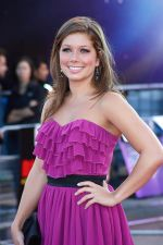 Nikki Sanderson attends the Cowboys and Aliens UK Premiere in Cineworld in the O2 Arena on 11th August 2011 (3).jpg