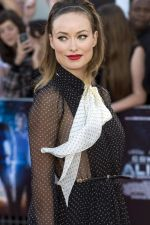Olivia Wilde attends the Cowboys and Aliens UK Premiere in Cineworld in the O2 Arena on 11th August 2011 (13).jpg