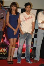 Mrinalini Sharma, Rajeev Khandelwal at the Music Launch of Soundtrack in Cinemax, Mumbai on 13th Aug 2011 (34).JPG