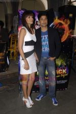 Mrinalini Sharma, Rajeev Khandelwal at Malhar 2011 in St Xaviers on 14th Aug 2011 (56).JPG