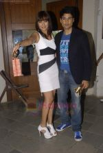 Mrinalini Sharma, Rajeev Khandelwal at Malhar 2011 in St Xaviers on 14th Aug 2011 (63).JPG