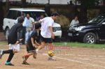 Sajid Nadiawala at Men_s Helath fridly soccer match with celeb dads and kids in Stanslauss School on 15th Aug 2011 (25).JPG