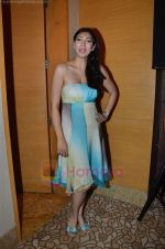 Yukta Mookhey at Archana Kochhar Show at Lakme Fashion Week 2011 Day 1 in Grand Hyatt, Mumbai on 17th Aug 2011 (97).JPG