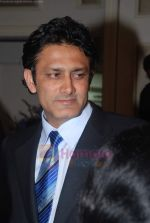 Anil Kumble at CNN IBN Heroes event in Trident, Mumbai on 18th Aug 2011 (67).JPG