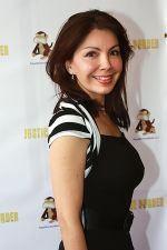 Sandy Baumann attends the Long Beach Premiere of movie Justice on the Border at the Art Theater of Long Beach on 20th August 2011 (4).jpg