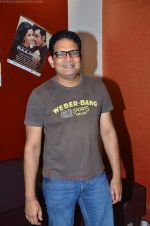Lalit Marathe at Shabri special screening in Fun Republic on 23rd Aug 2011 (4).JPG