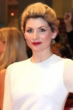 Jodie Whittaker attends the One Day European Premiere at Vue Cinema, Westfield Shopping Centre on 23rd August 2011 (16).jpg