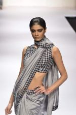 Model walk the ramp for Digvijay Singh show at Lakme Fashion Week 2011 on 20th Aug 2011 (29).JPG
