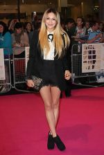 Zara Martin attends the One Day European Premiere at Vue Cinema, Westfield Shopping Centre on 23rd August 2011 (18).jpg