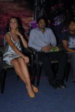 Amy Jackson at the Telugu movie 1947 A Love Story Movie Audio Launch (48).JPG