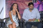 Amy Jackson at the Telugu movie 1947 A Love Story Movie Audio Launch (50).JPG