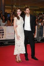 Anne Hathaway and Jim Sturgess attends the One Day European Premiere at Vue Cinema, Westfield Shopping Centre on 23rd August 2011 (2).JPG