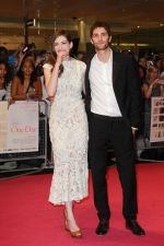 Anne Hathaway and Jim Sturgess attends the One Day European Premiere at Vue Cinema, Westfield Shopping Centre on 23rd August 2011 (3).JPG