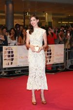 Anne Hathaway attends the One Day European Premiere at Vue Cinema, Westfield Shopping Centre on 23rd August 2011 (3).JPG