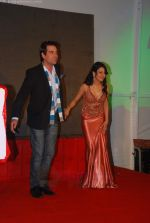 Mikaal Zulfikaar, Priti Soni at Ur My jaan music launch in Juhu, Mumbai on 25th Aug 2011 (10).JPG