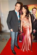 Mikaal Zulfikaar, Priti Soni at Ur My jaan music launch in Juhu, Mumbai on 25th Aug 2011 (11).JPG