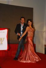 Mikaal Zulfikaar, Priti Soni at Ur My jaan music launch in Juhu, Mumbai on 25th Aug 2011 (9).JPG