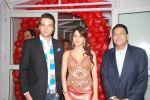 Mikaal Zulfikaar, Priti Soni, Aron Govil at Ur My jaan music launch in Juhu, Mumbai on 25th Aug 2011 (9).JPG