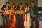 Mikaal Zulfikaar, Priti Soni, Aron Govil, Roop Kumar Rathod at Ur My jaan music launch in Juhu, Mumbai on 25th Aug 2011 (36).JPG