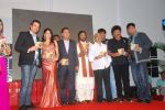 Mikaal Zulfikaar, Priti Soni, Aron Govil, Roop Kumar Rathod, Sameer, Darshan, Shravan Kumar, Sanjeev at Ur My jaan music launch in Juhu, Mumbai on 25th Aug 2011 (17).JPG