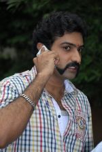 Nandamuri Tarakaratna at the opening of the movie Nandeeswarudu on August 25, 2011 (2).jpg