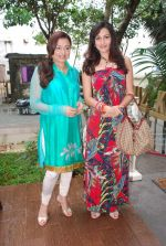 Pooja Kanwal, Anita Kanwal at Hauz Khas store in Mumbai on 25th Aug 2011 (84).JPG