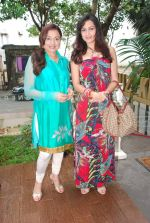 Pooja Kanwal, Anita Kanwal at Hauz Khas store in Mumbai on 25th Aug 2011 (87).JPG