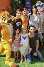 Atmosphere attends the World Premiere of movie The Lion King 3D at the El Capitan Theater on 27th August 2011 (10).jpg