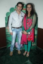 Gauri Karnik, Sameer Aftab at Bas ek Tamanna film photo shoot in Fun, Mumbai on 27th Aug 2011 (33).JPG