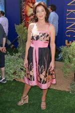 Moira Kelly attends the World Premiere of movie The Lion King 3D at the El Capitan Theater on 27th August 2011 (9).jpg