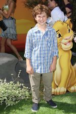 Nolan Gould attends the World Premiere of movie The Lion King 3D at the El Capitan Theater on 27th August 2011 (8).jpg