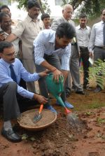 Ram Charan launches Apollo Go Green Initiative on 27 August 2011 (39).JPG