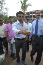 Ram Charan launches Apollo Go Green Initiative on 27 August 2011 (4).JPG
