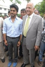 Ram Charan launches Apollo Go Green Initiative on 27 August 2011 (42).JPG