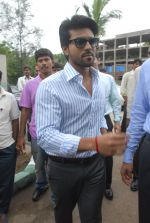 Ram Charan launches Apollo Go Green Initiative on 27 August 2011 (6).JPG