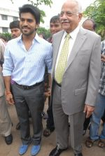 Ram Charan launches Apollo Go Green Initiative on 27 August 2011 (41).JPG