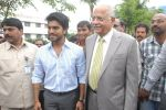 Ram Charan launches Apollo Go Green Initiative on 27 August 2011 (43).JPG