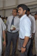 Ram Charan launches Apollo Go Green Initiative on 27 August 2011 (44).JPG